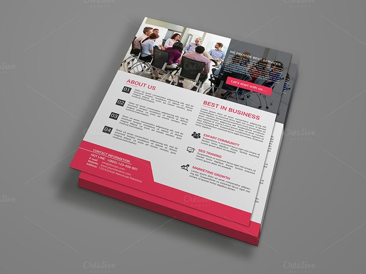 Best Flyer Ideas Images On   Flyer Template Flyers