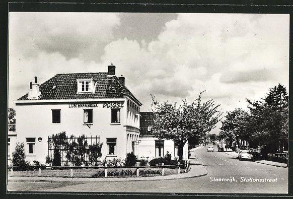 alte AK Steenwijk, Stationsstraat