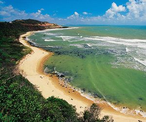 Praia da Pipa - Rui Grande do Norte -  Brasil