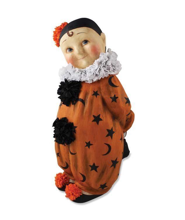 Sweet Halloween Clown - Mary Engelbreit from The Holiday Barn