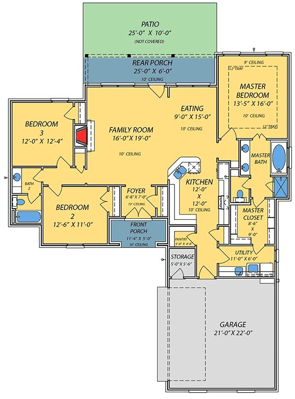 17 best ideas about acadian house plans on pinterest for French country house plans open floor plan