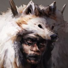 Tensay (concept for Far Cry® Primal)