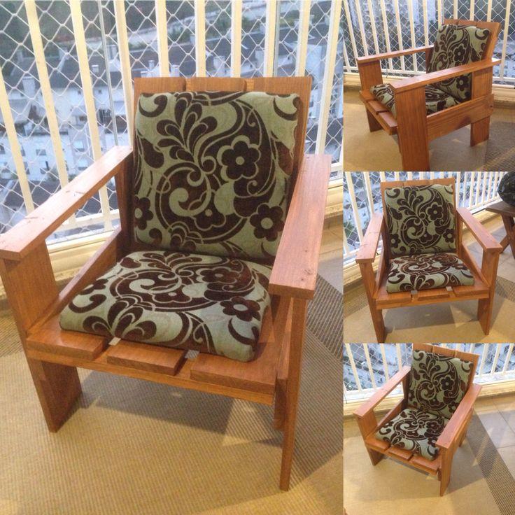 Cadeira Krat Decor