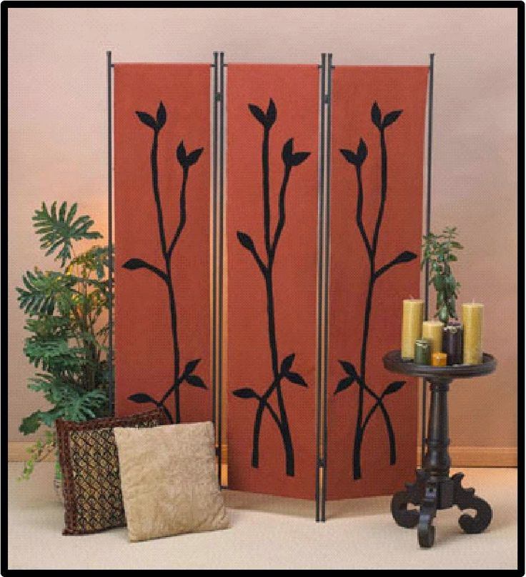 elite decor 2014 easy diy folding screens ideas room dividers solutions for small space. Black Bedroom Furniture Sets. Home Design Ideas
