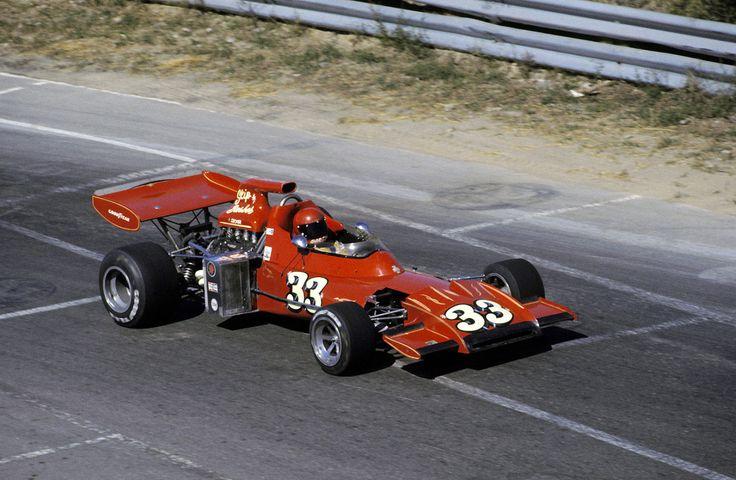 Skip Barber, March-Ford 711, 1972 Canadian GP, Mosport Park