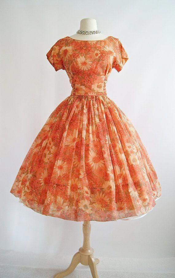 6dfd53825ed Trendy... 50 s Style Dress Patterns Free  superb  vintage1950sdresseswedding