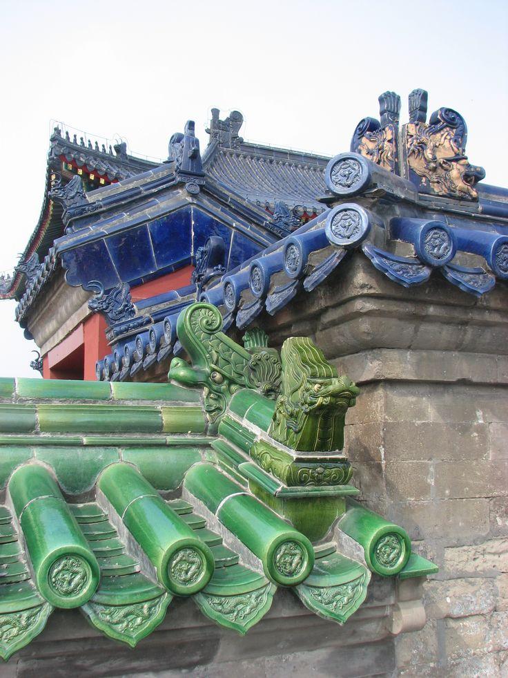 Plus de 1000 idées à propos de TOITURES sur Pinterest Tuile, Chine