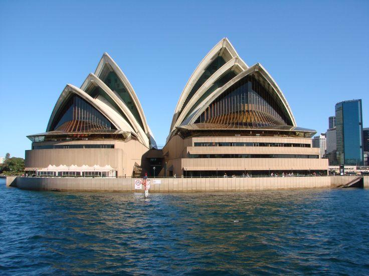 Sydney Opera House Australia #AustraliaDayOnboard