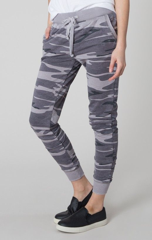 The Camo Jogger Pant / Z SUPPLY