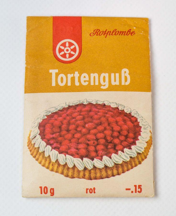 """DDR Museum - Museum: Objektdatenbank - """"Tortenguß"""" Copyright: DDR Museum, Berlin. Eine kommerzielle Nutzung des Bildes ist nicht erlaubt, but feel free to repin it!"""