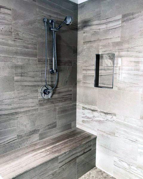 Tile Shower Bench Ideas.Top 50 Best Shower Bench Ideas Relaxing Bathroom Seat
