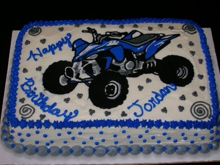 4 Wheeler  on Cake Central