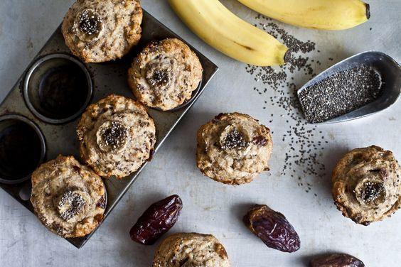 Ces petits muffins feront une parfaite collation à tout moment de la journée.