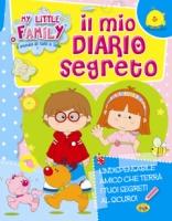 MY SECRET DIARY MY LITTLE FAMILY (Moon)