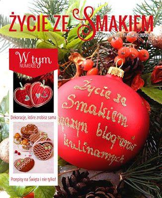 Zycie ze Smakiem nr2. Magazyn Świąteczny nie tylko kulinarny | Szysia