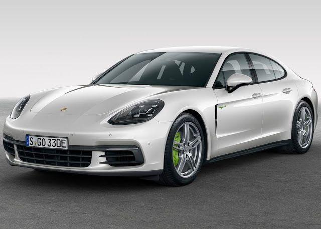AutoNewCarsBlog: 2017 Porsche Panamera 4 E-Hybrid