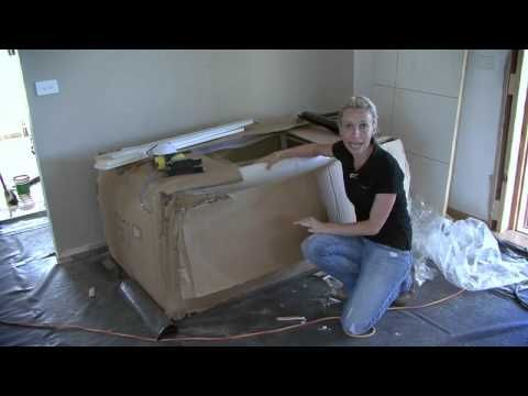 RFP TV TIP#5 BATHROOMS by Cherie Barber - YouTube