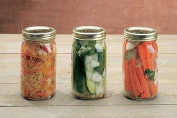 Gefermenteerde groenten zijn 100 keer zo krachtig als een probiotica supplement en rijk aan vitamines, mineralen en antioxidanten.