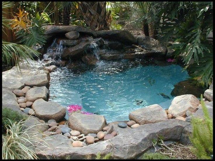 epic private backyard pools - 736×552