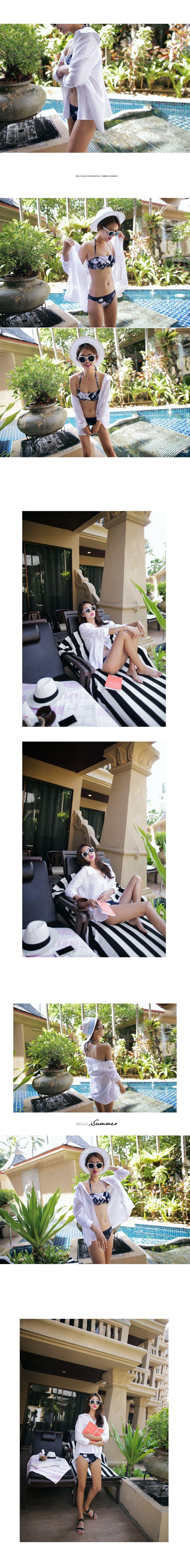 Vネックオーバーシャツ・全4色シャツ・ブラウスシャツ|レディースファッション通販 DHOLICディーホリック [ファストファッション 水着 ワンピース]