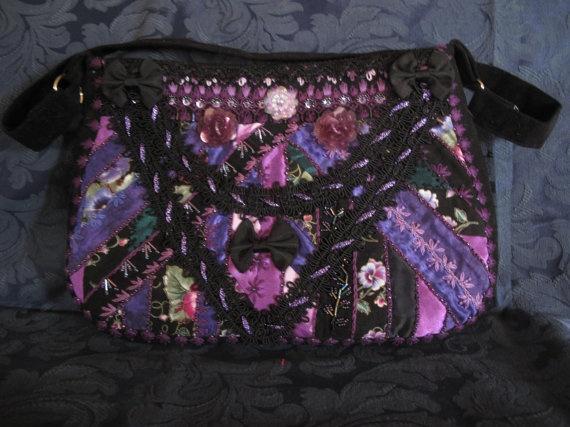 BEAUTIFUL EYEPOPPING DESIGNER handbags by Kickazdesigns on Etsy, $2100.00