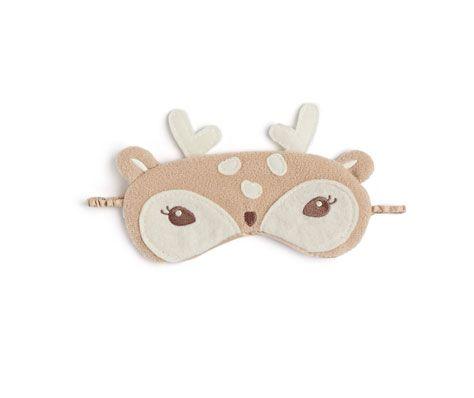 masque cerf oysho accessoires coudre masque pour. Black Bedroom Furniture Sets. Home Design Ideas