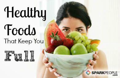 Tips to Stay Full Longer