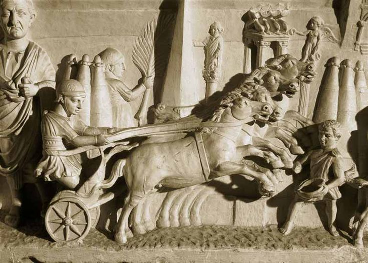 a comparison between the roman chariot races and the greek chariot races Romulus (founder of rome) held chariot racesshow more content they had  plays  introduction ancient romans, like the greeks, loved entertainment their  idea of  they had similar beliefs, but also vast differences they came from.