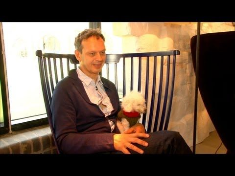 Tom Dixon: Don't be static in the design process - YouTube