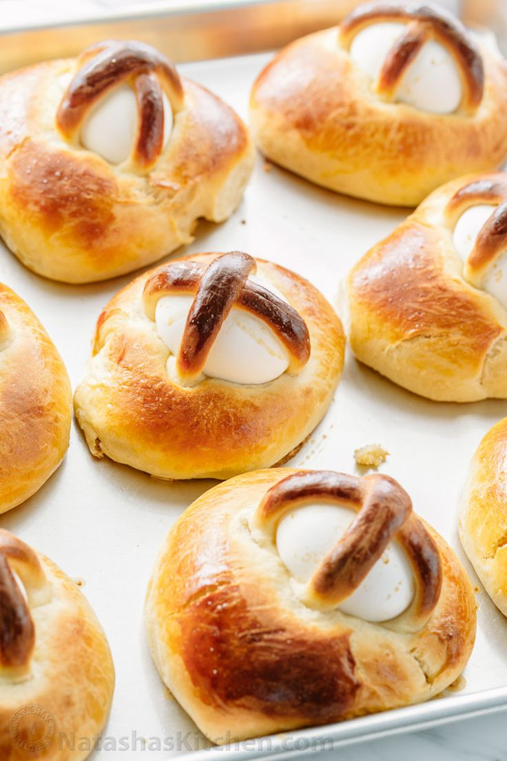 This Easter Breads Recipe