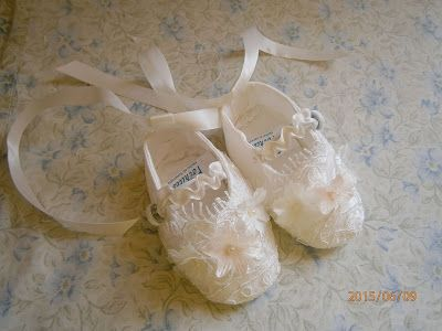 Como hacer unos zapatos en tela para niños ~ Entretelas