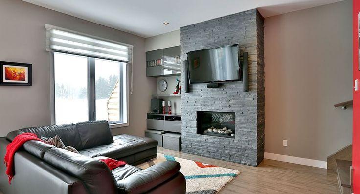 10 best foyer images on pinterest foyer au gaz entrance for Foyer au gaz naturel