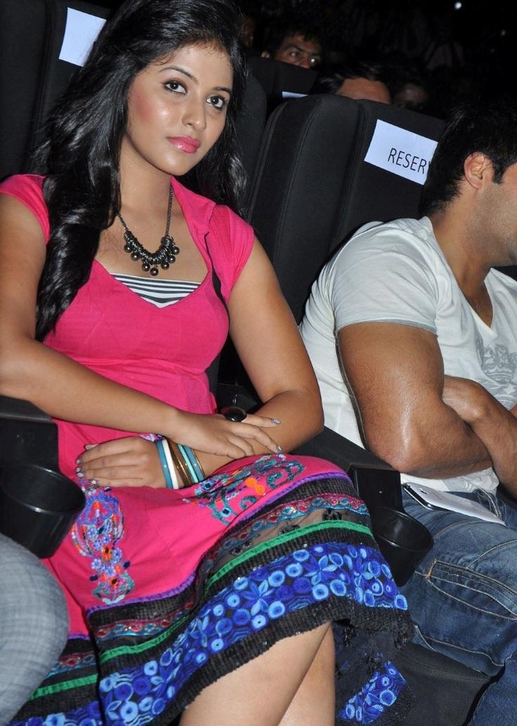Actress Anjali @ Settai Movie Audio Launch
