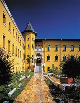 Four Seasons Hotel Sultanahmet, winner of the Fodor's 100 Hotel Awards for the Trusted Brand category #travel