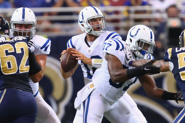 andrew luck preseason stats 2015