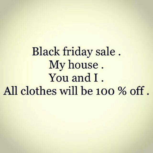 Black friday sale - My house, you and I all clothes will be 100% off