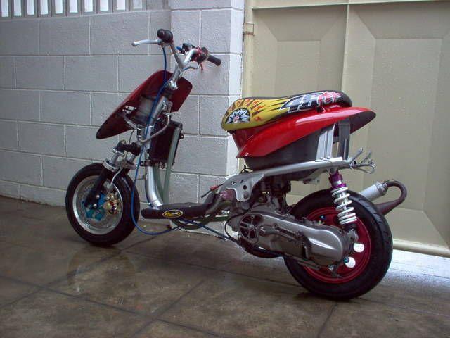 A F E E Ad A F Fa Cae Scooter Custom Yamaha Jog on Yamaha Jog 50cc Scooter Engine