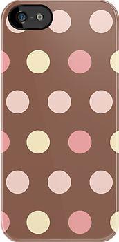 Neapolitan I [iPhone / iPod case] by Damienne Bingham