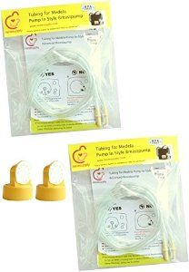 Tubing (2 Packs, 4 Tubes) and 2 Valves and 2 Membranes for Medela Pump In Style Advanced Breast Pump Released after July 2006. In Retail Pack. Replace Medela Tubing, Medela Membrane, and Medela Valve -   - http://babyentry.com/baby/tubing-2-packs-4-tubes-and-2-valves-and-2-membranes-for-medela-pump-in-style-advanced-breast-pump-released-after-july-2006-in-retail-pack-replace-medela-tubing-medela-membrane-and-medela-valve-com/