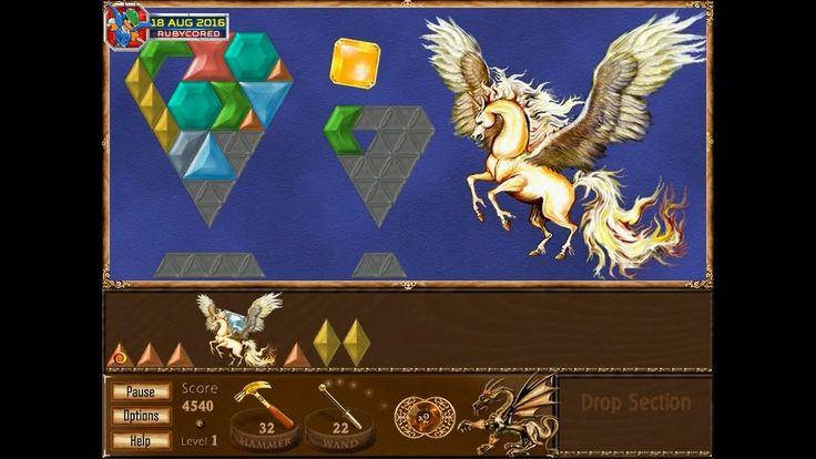 Magic Inlay (2004) - 01 of 22: Dragon Land 1 - Pegasus [720p60] - YouTube