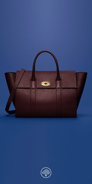 The Bayswater is a Mulberry icon. Launched in 2003, its simple structure, timeless design and signature postman's lock made it an instant bestseller. Now, more than a decade after it was first introduced, Creative Director Johnny Coca has redesigned the Bayswater, enhancing its features, adapting its silhouette and taking it to a new level of practicality for customers' modern lives.