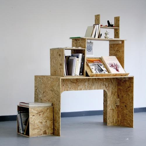 Mobiliario pinterest taller for Muebles de oficina issa
