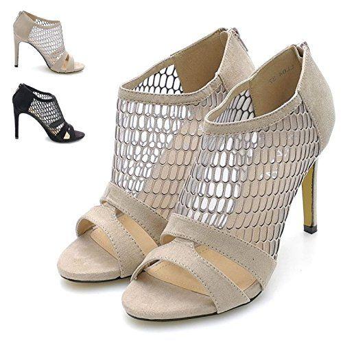 Kayla shoes Damen Schuhe Lochmuster Sandaletten Pumps LL04 - http://on-line-kaufen.de/kayla-shoes/kayla-shoes-damen-schuhe-lochmuster-sandaletten