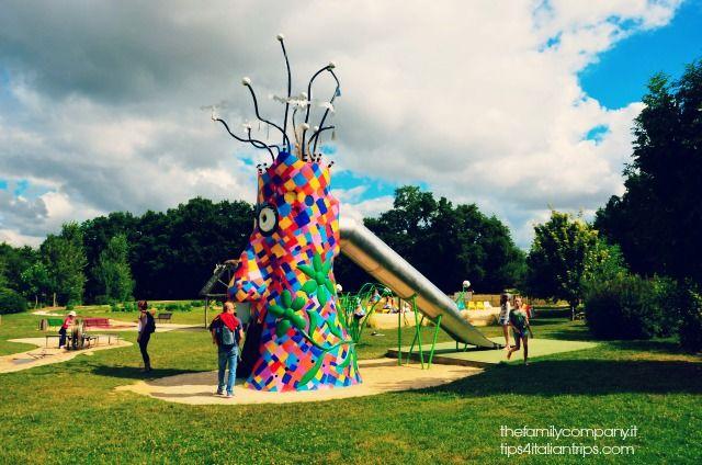 Bretagna con bambini: l'itinerario Un parco giochi da non perdere!