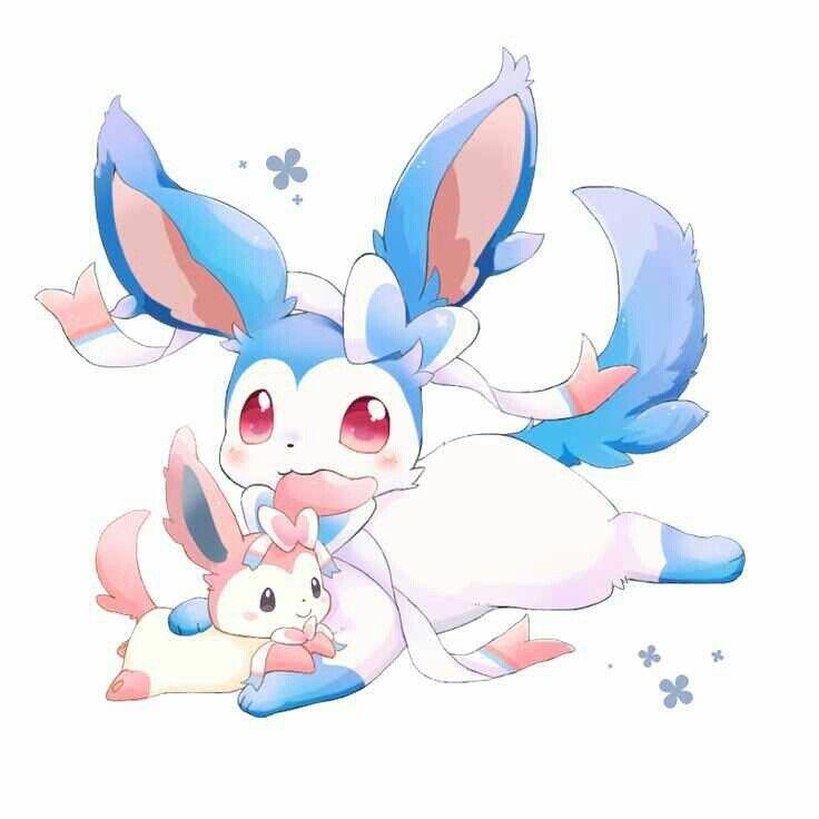 Cute Pokemon Sylveon Images | Pokemon Images