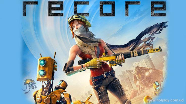 ReCore - Информация об игре,  Скриншоты,  Новый геймплейный трейлер - ReCore, Дата выхода