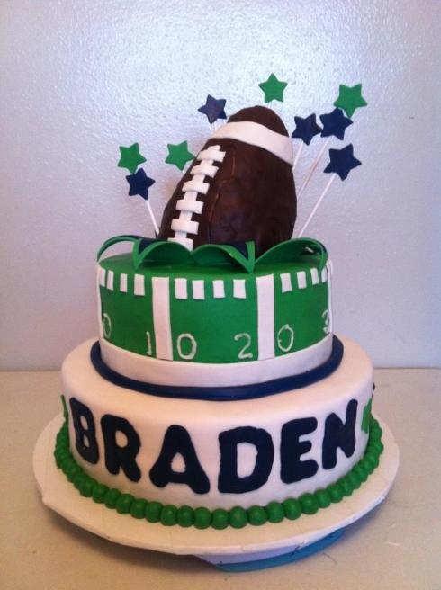 1000 Images About Football Party Ideas On Pinterest