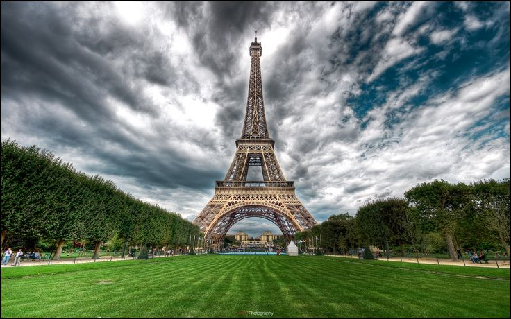paris -: One Day, Clouds, Buckets Lists, Paris Eiffel Towers, Torres Eiffel, Favorite Places, Illustration, Beautiful Places, France