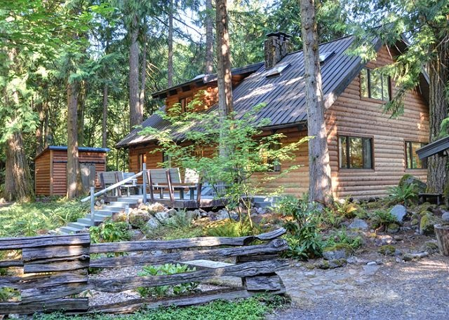 1000 Images About Beautiful And Cozy Log Cabins Montok