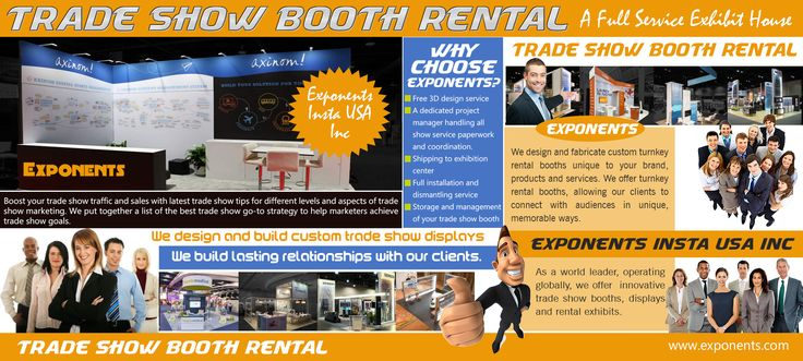 "Having the right trade show display graphics is one critical element that will determine if your trade show marketing efforts are a huge success, or whether your trade show marketing efforts are a huge waste of money. Creating the right Trade show displays graphics so that your trade show display will stand out from all the other trade show displays means thinking ""big picture"". Your trade show display should ultimately support your overall event marketing strategy."